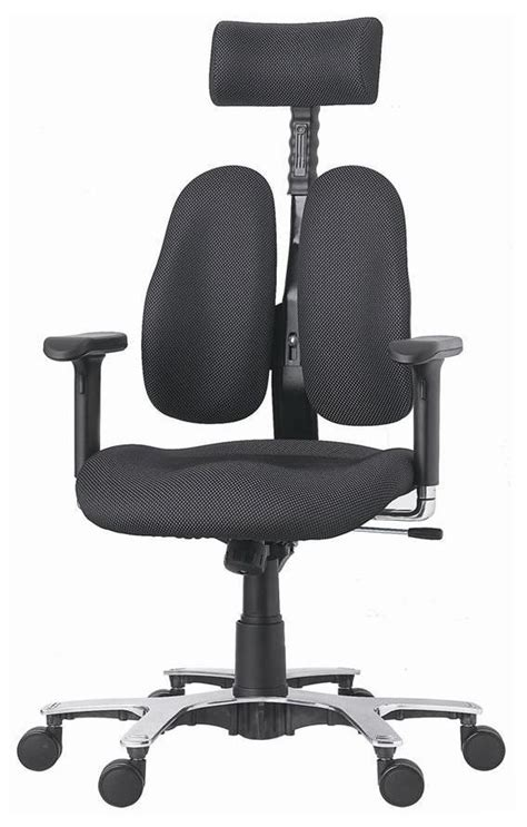 Duoback Chair office chair fully loaded ergonomic headrest duoback
