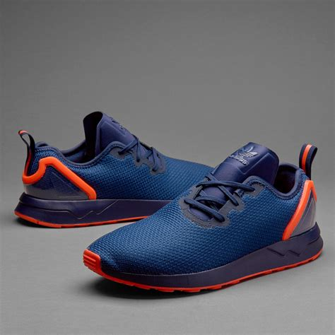 adidas zx racer navy adidas zx flux racer asym mens shoes collegiate navy