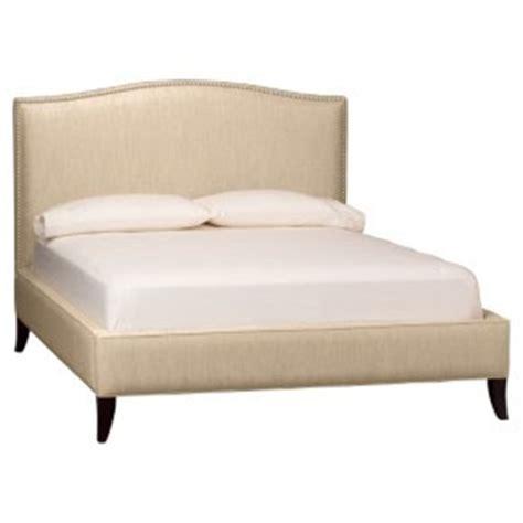 crate and barrel colette bed material girls premier interior design blog home decor