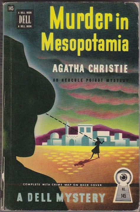 0008164878 murder in mesopotamia poirot murder in mesopotamia hercule poirot by agatha christie