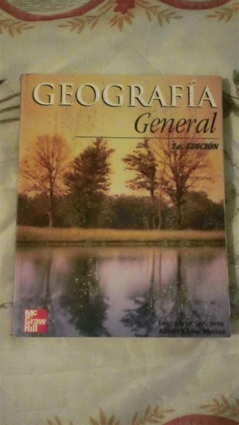 libro geografa general i libro geograf 237 a general fabi 225 n ceniceros alicia e m