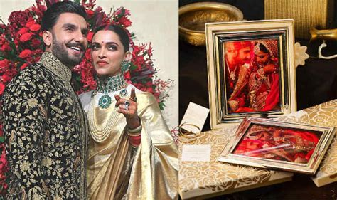 Ranveer Singh And Deepika Padukone's Wedding Return Gift