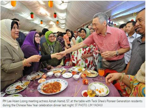 hsien loong new year if only singaporeans stopped to think government to hire