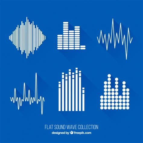 sound wave equalizer vectors photos and psd files free