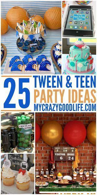Teen Parties  Ee  Tween Ee   And  Ee  Party Ee    Ee  Ideas Ee   On Pinterest