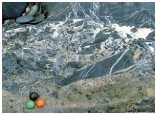 geografi lingkungan: struktur geologi sesar