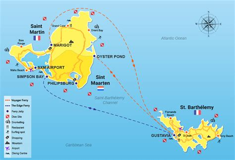 Saba St Barts Map Pictures to Pin on Pinterest   PinsDaddy