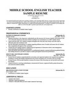 Education Resume Sle by Primary School Teachers Resume Sales Lewesmr