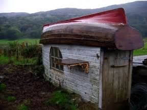 boat shed a photo from argyll and bute scotland trekearth