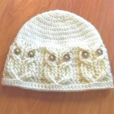 pattern weights for sale it s a hoot an owl hat pattern by carlinda lewis
