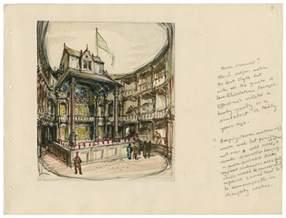 shakespeare s theater folger shakespeare library