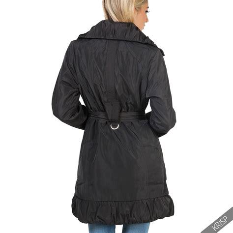 Jaket Parka Abuabu Pink Bb detachable warm winter parka puffer