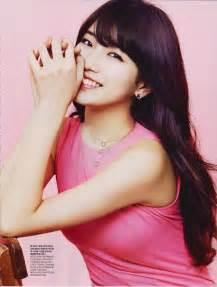 Korea Pink Stelan Sleveeless Pink bae suzy image 81126 asiachan kpop image board