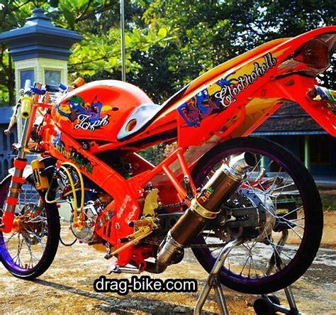 Gambar Variasi Motor by 49 Gambar Modifikasi Motor Modifikasi Motor Drag Bike