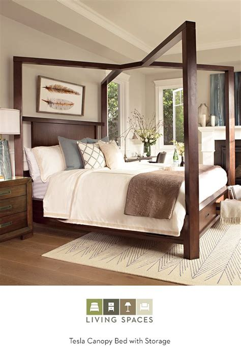 canopy bed with storage 25 best storage beds ideas on pinterest diy storage bed