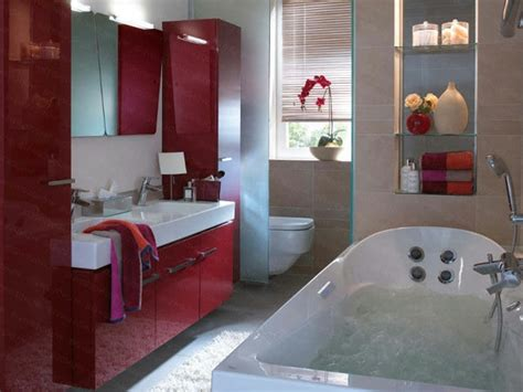 rote badezimmer ideen 77 badezimmer ideen f 252 r jeden geschmack archzine net