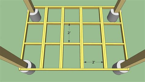 rectangular floor plans rectangular gazebo plans howtospecialist how to build