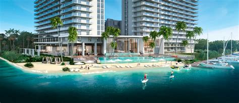 boat slips for rent miami beach the harbour miami beach a new luxury condo on the water
