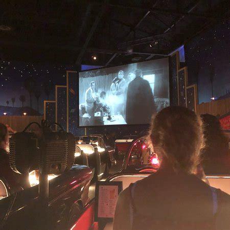 sci fi dine in theater, orlando restaurant reviews