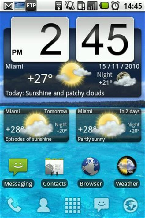 android weather best android weather apps widgets android authority