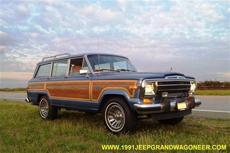1991 Jeep Grand Wagoneer 1991 Jeep Grand Wagoneer Home I Weally Want A Wagoneer