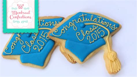 How To Make A Graduation Cap Out Of Paper - how to make a grad cap cookie