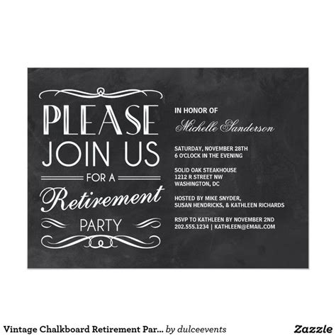 retirement invitation template word 25 best ideas about retirement invitations on