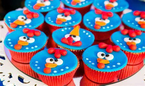 imagenes decorados de uñas con flores muyameno cupcakes gallina pintadita 2
