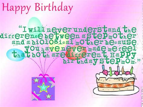 Happy Birthday Step Quotes Birthday Quotes For Stepmom Quotes