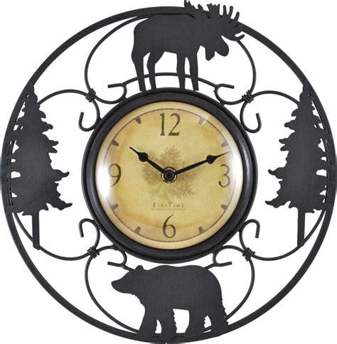 Shop houzz firstime wildlife wire clock wall clocks