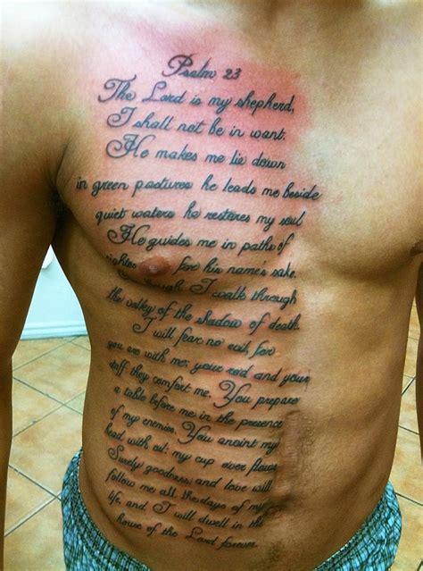 custom tattoo designer online free psalm 23 free 14463 rich royalty custom