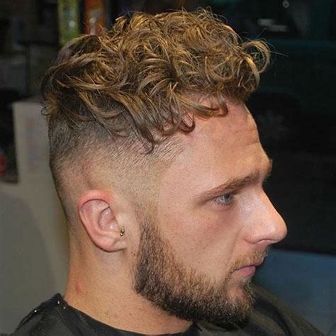 curly mohawk beard 11 cool men s hairstyles 2018 2018 hairstyles for men