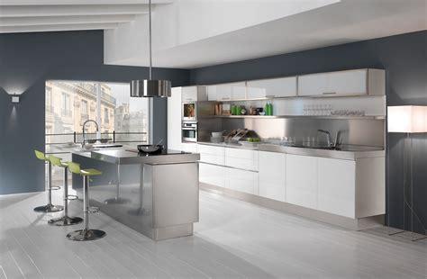 cucina acciaio inox trend arca cucine italia cucine in acciaio inox