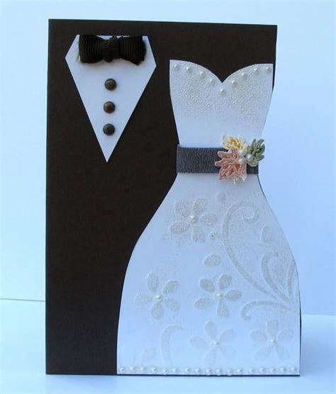 How To Make Handmade Wedding Cards - 25 best ideas about wedding cards handmade on