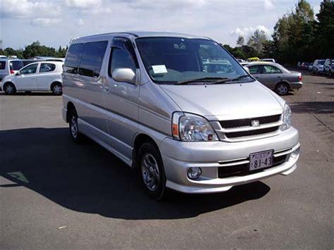 2001 Toyota Hiace 2001 Toyota Touring Hiace For Sale