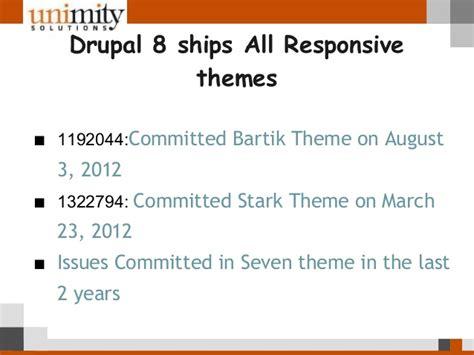drupal themes stark drupal 8 mobile initiative