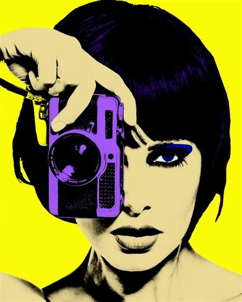 Pop Portrait Artists Valentina Pop Self Portrait Portraits