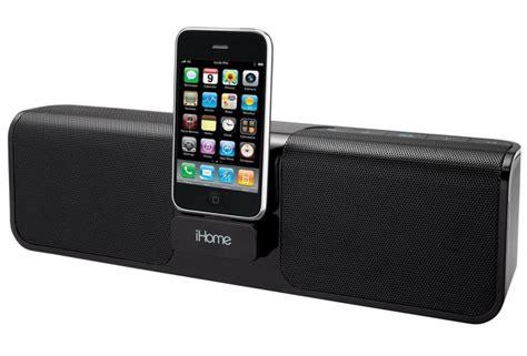 Speaker Iphone ihome ip46 iphone speaker review