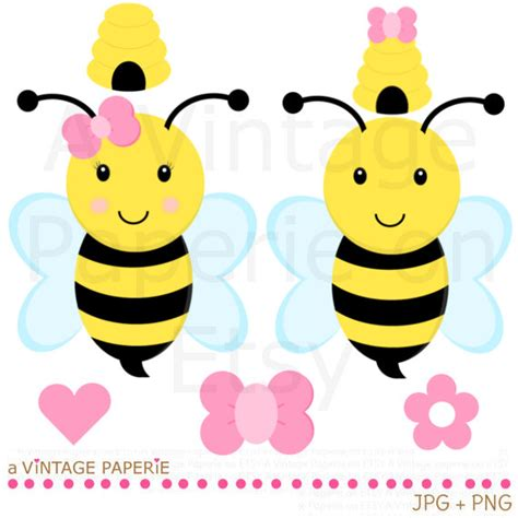 Tas Wanita Import Gvc 4692 pink bumble bee clipart