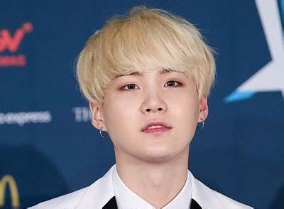 profile and facts of suga (min yoon gi) from bts: bio, fan