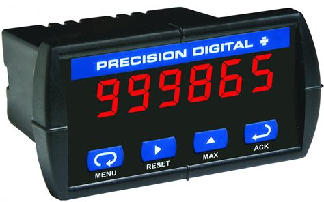 Meter Digital precision digital meters