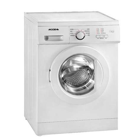 Mesin Cuci 500 Ribuan jual modena mesin cuci front load abile wf 652 white