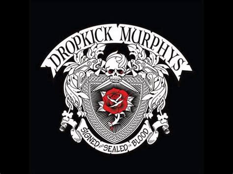 rose tattoo full album dropkick murphys signed sealed in blood album