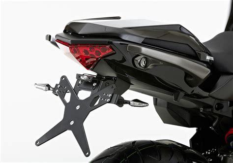 Kennzeichenhalter Motorrad Er6n by Protech Edition Nummernschildhalter Profi Line
