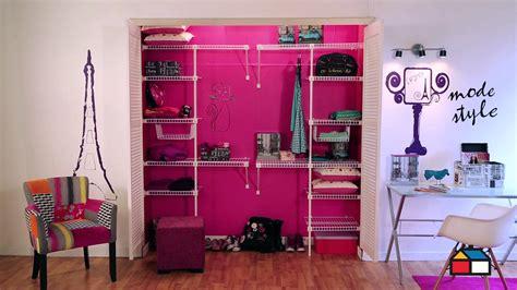 organiza el closet de tu hija