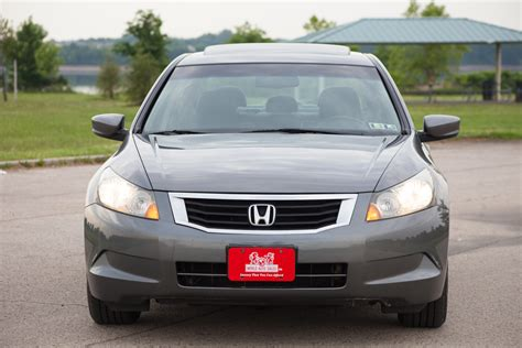 Used Honda Accord For Sale by 2009 Used Honda Accord Ex L For Sale Sunroof Heated Seats