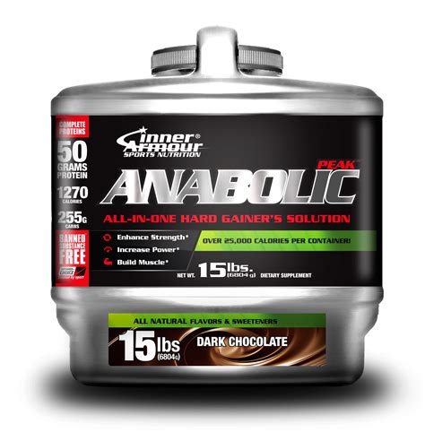 Asli Murah Inner Armour Mass Gainer 15lbs inner armour products anabolic peak all