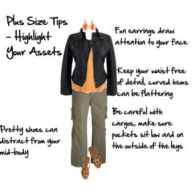 The Highlights Your Best Assets by Tips To Dress A Plus Size X Highlight Your Best Assets