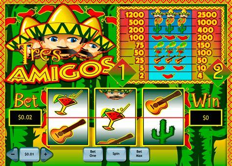 play tres amigos  slot playtech casino slots