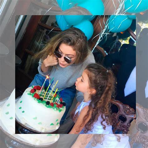 miguel bernardeau birthday gigi hadid feliz cumplea 241 os 161 en familia foto
